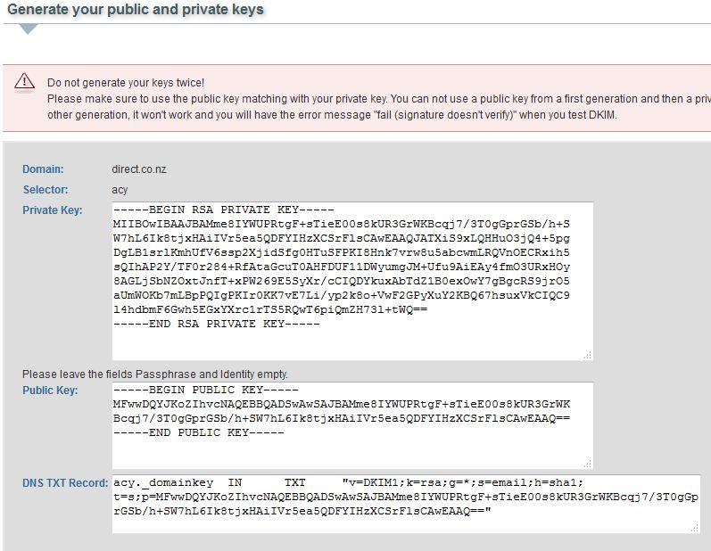 Acyba Forums :: Topic: DKIM fail (signature doesn't verify) (1/1)