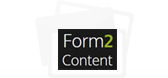 Form2Content (tag plugin)