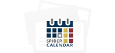 Spider Calendar (Tag plugin)