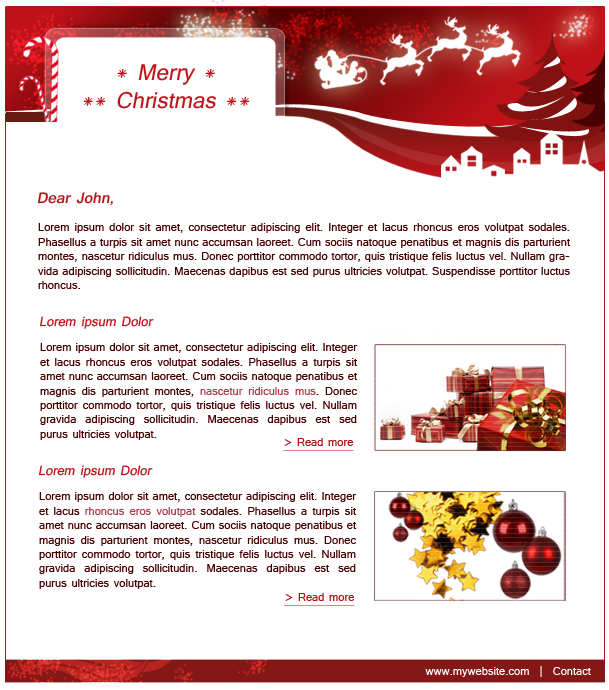 christmas business enterprise articles